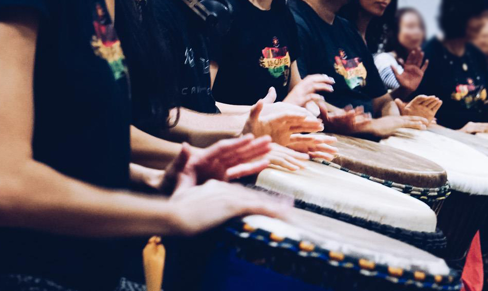 5 Rhythms To Help You Get Into A State Of Flow