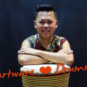 Heartware ❤ Drumming