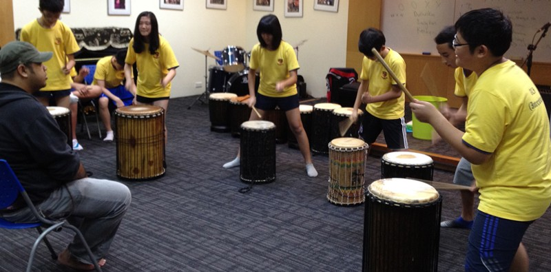 Lila Drums School Programs