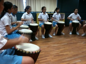 Lila Drums Enrichment Lessons