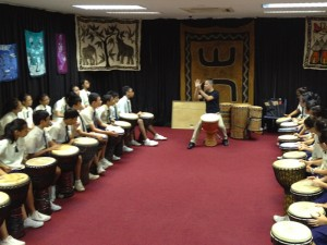 Lila Drums School Program