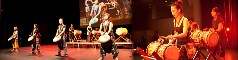 Lila Drums Performances